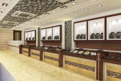 Jewellery Showroom Interior Designers