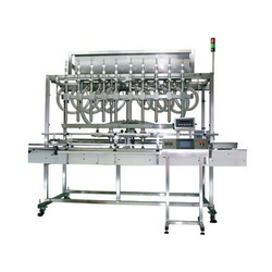 Automated Bottling Machines