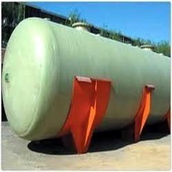 FRP Chemical Liquid Tanker