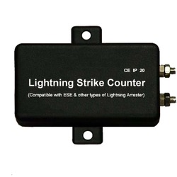Lightning Strike Recorder