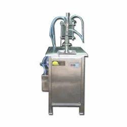 Semiautomatic Perfume Filling Machine