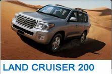 Land Cruiser 200 Cars