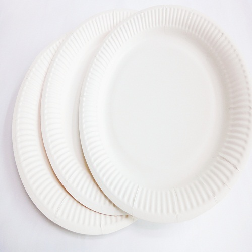 White Paper Plates & Paper Plates - White Paper Plates Manufacturer from Roha