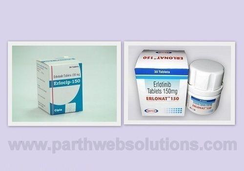 Erlonat, Erlocip (Erlotinib Tablets)