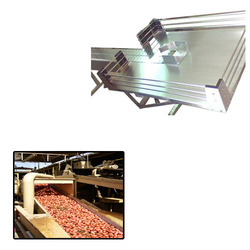 Work Table Conveyors for Food Industry