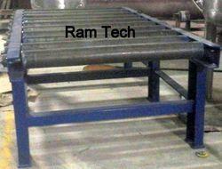 roller conveyor powerised