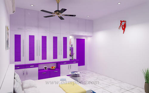 Modern bedroom wardrobe bedroom cupboard interiors for Bedroom designs tamilnadu