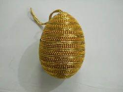 Zari Handicraft Christmas Ball