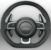 Custom Made Steering Wheel