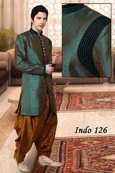 Indo Western Jacket Patiala