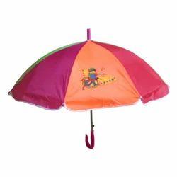 Multi Color Frilly Umbrella