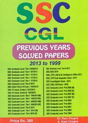 SSC CGL Previous Year Solved Papers
