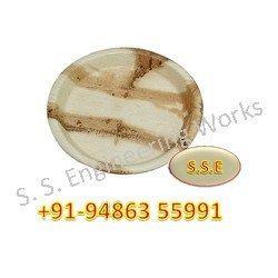Elegant Areca Nut Plate