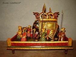 Wooden Mughal Handicraft