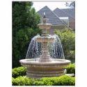 Triple Bowl Fountain