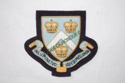 Columbia University Blazer Badge