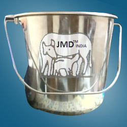 SS Milk Bucket