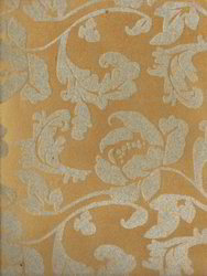 Flock Printed Handmade Paper For Scrapbooking Art And Craft