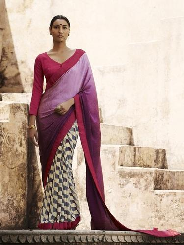 Traditional South Sarees