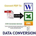 Conversion of PDF Documents