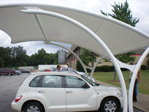Car Parking Canopy Tensile Car Parking Canopy
