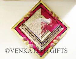 Wedding Saree Tray