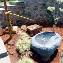 FRP Japanese Fountain