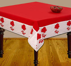 Attractive Table Cloth with Attached Border