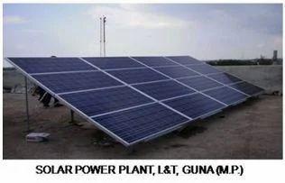 Solar Power Plant, L&T, Guna, MP