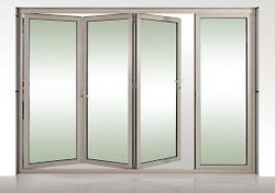 aluminium door frame