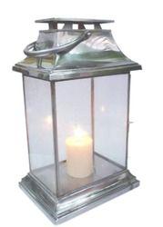 Stainless Steel Garden Lantern