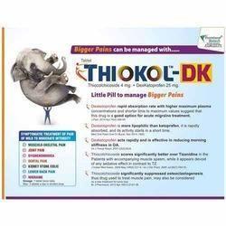 Thiocolchicoside 4 Mg Dexketopronfen 25 Mg