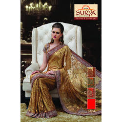 Indian New Fashion Sarees