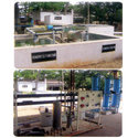 Turnkey Projects For Sewage Treatment Plant With R.O System