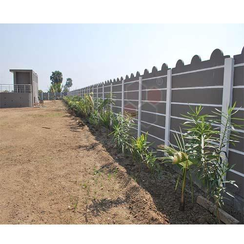 RCC Compound Wall. Compound Wall   Concrete Compound Wall Manufacturer from Jaipur