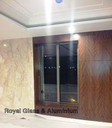 aluminium window domal euro series