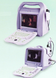Full Digital Ophthalmic Ultrasound Scanner