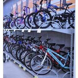 Bicycle Display Rack Solution