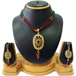 Ladies Pendant Jewelry Set