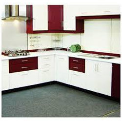 Modular kitchen cabinets suppliers manufacturers for Prefabricated kitchen cabinets