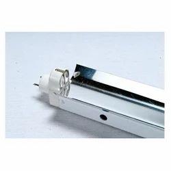 SERE-128 T5 28Watt T5 PVC Retrofit Patty Fixture