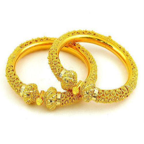 Gold Bangles New Designs In India