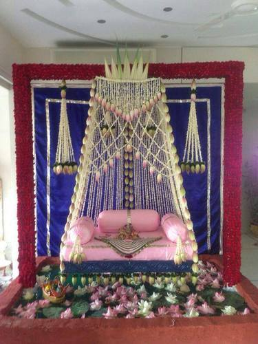 Ring ceremony pre wedding decor service provider from ahmedabad junglespirit Image collections