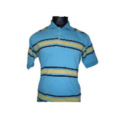Light Blue Polo T-Shirts