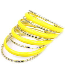 Fashionable Designer Brass Bangles