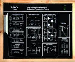 Data Formatting & Carrier Modulation Trainer-ST8307