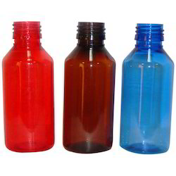 Pharma Pet Bottles 100 ML-Round