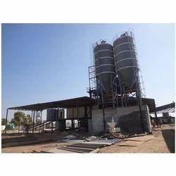 Cement Silo Storage