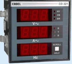 Digital Ampere Voltage Meter