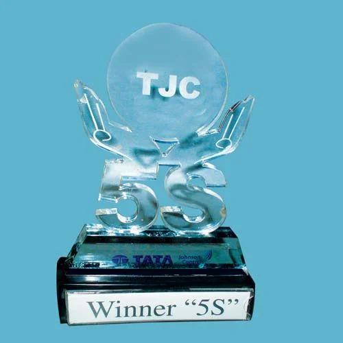 Acrylic 5S Trophy